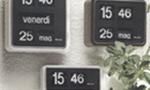 distribuzione Esclusiva in Italia degli orologi industriali BODET