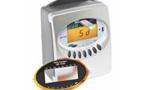 orologio timbracartellini QR 7550 interfacciabile tramite porta USB