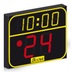 timer elettronico 24 secondi per basket