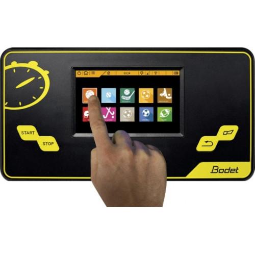 Tastiere di comando bodet, tastiera SCOREPAD touchscreen tabelloni sportivi